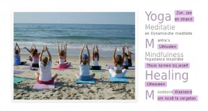 Yogaweekend aan zee