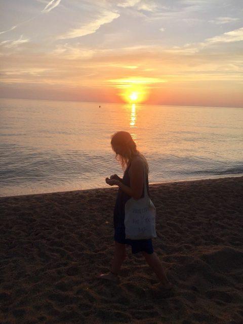 Retraite in Spanje Laura Louise
